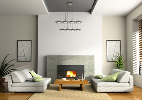 Fireplace Insert Glass